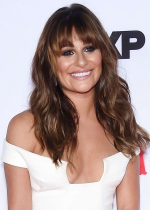 Lea Michele: Sons of Anarchy Los Angeles Premiere -10