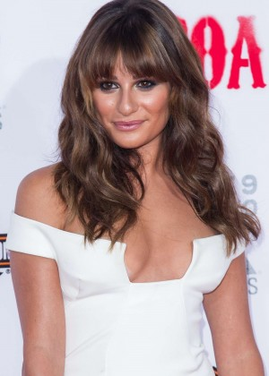 Lea Michele: Sons of Anarchy Los Angeles Premiere -11