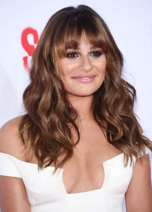 Lea Michele: Sons of Anarchy Los Angeles Premiere -13