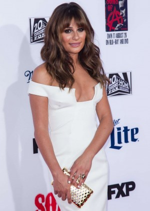 Lea Michele: Sons of Anarchy Los Angeles Premiere -18