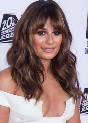 Lea Michele: Sons of Anarchy Los Angeles Premiere -25