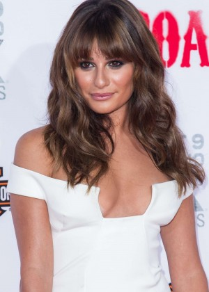 Lea Michele: Sons of Anarchy Los Angeles Premiere -29