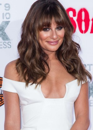 Lea Michele: Sons of Anarchy Los Angeles Premiere -34