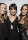 Lea Michele:t Switch Boutique Holiday Party -10