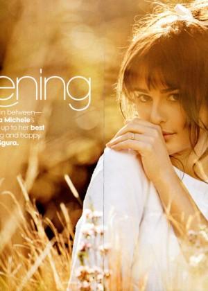 Lea Michele: Teen Vogue Magazine -04