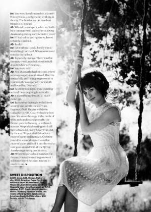 Lea Michele: Teen Vogue Magazine -05