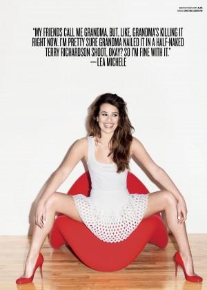 Lea Michele: V Magazine -03