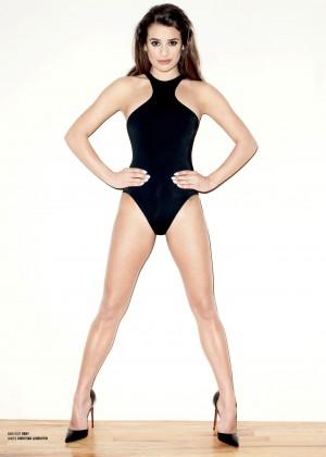 Lea Michele: V Magazine -07