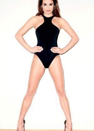 Lea Michele: V Magazine -08