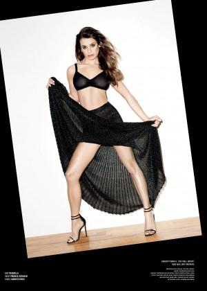Lea Michele: V Magazine -11