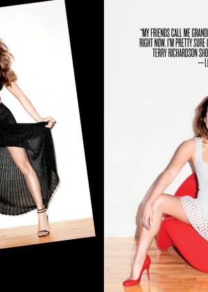 Lea Michele: V Magazine -13