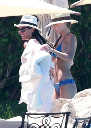Lea Michele in Bikini -05