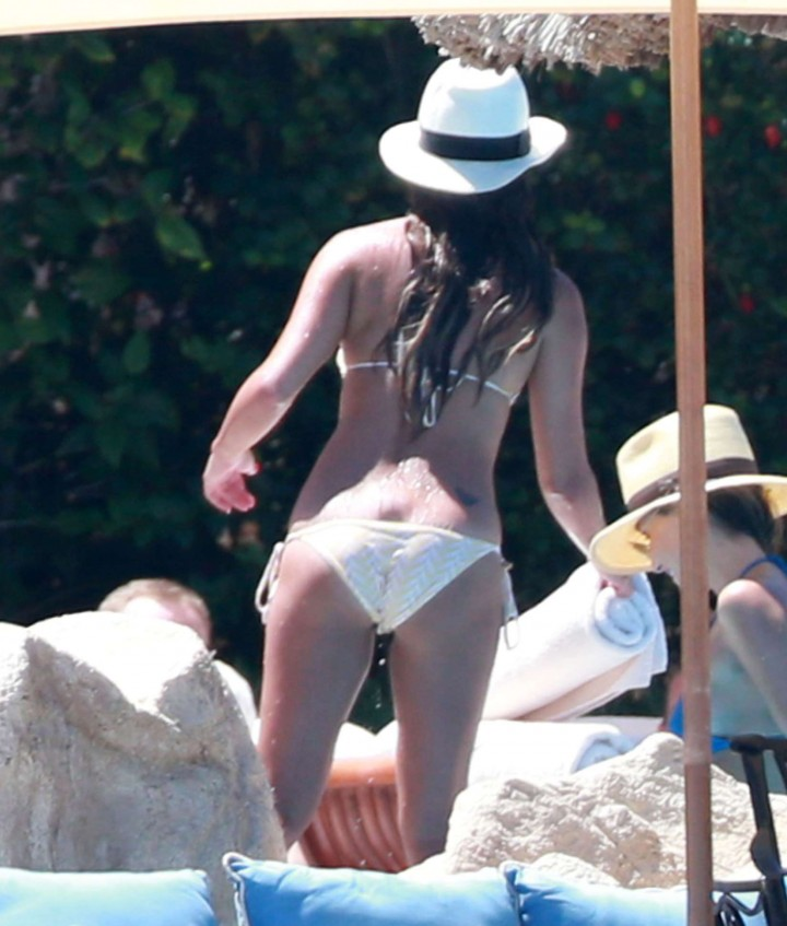 Lea Michele in Bikini -15