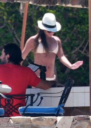 Lea Michele in Bikini -24