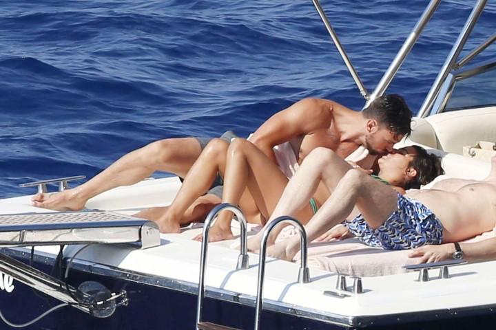 Lea Michele 2014 : Lea Michele Hot Bikini: Italy 2014 -03