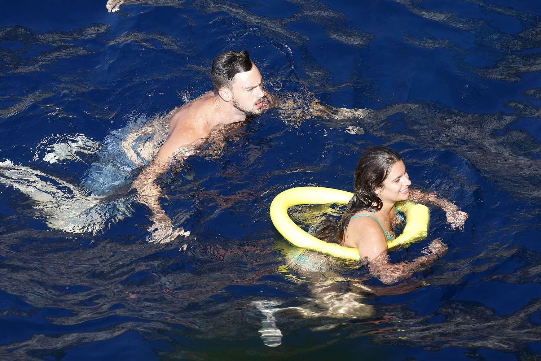 Lea Michele 2014 : Lea Michele Hot Bikini: Italy 2014 -04