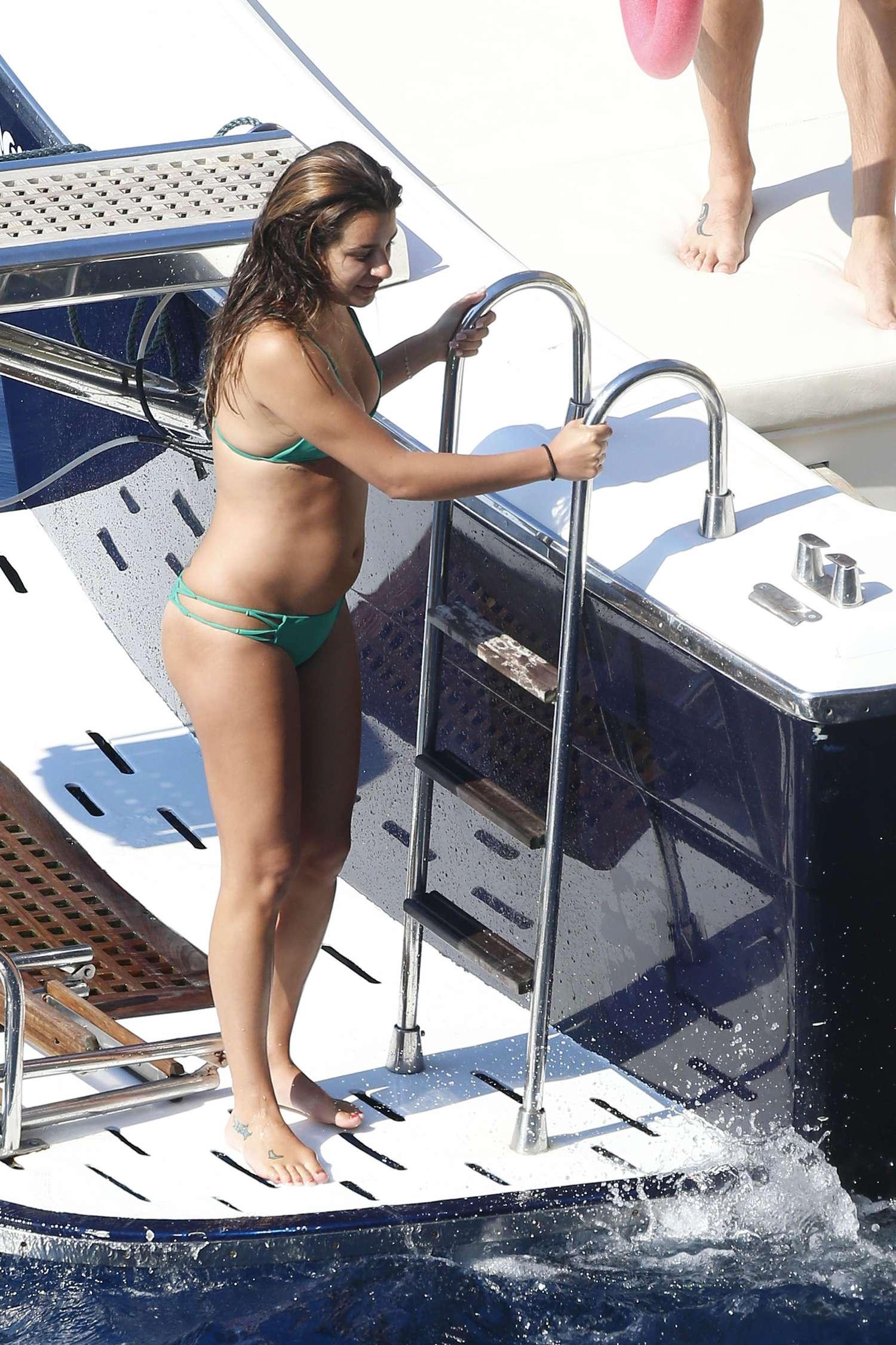 Lea Michele 2014 : Lea Michele Hot Bikini: Italy 2014 -06