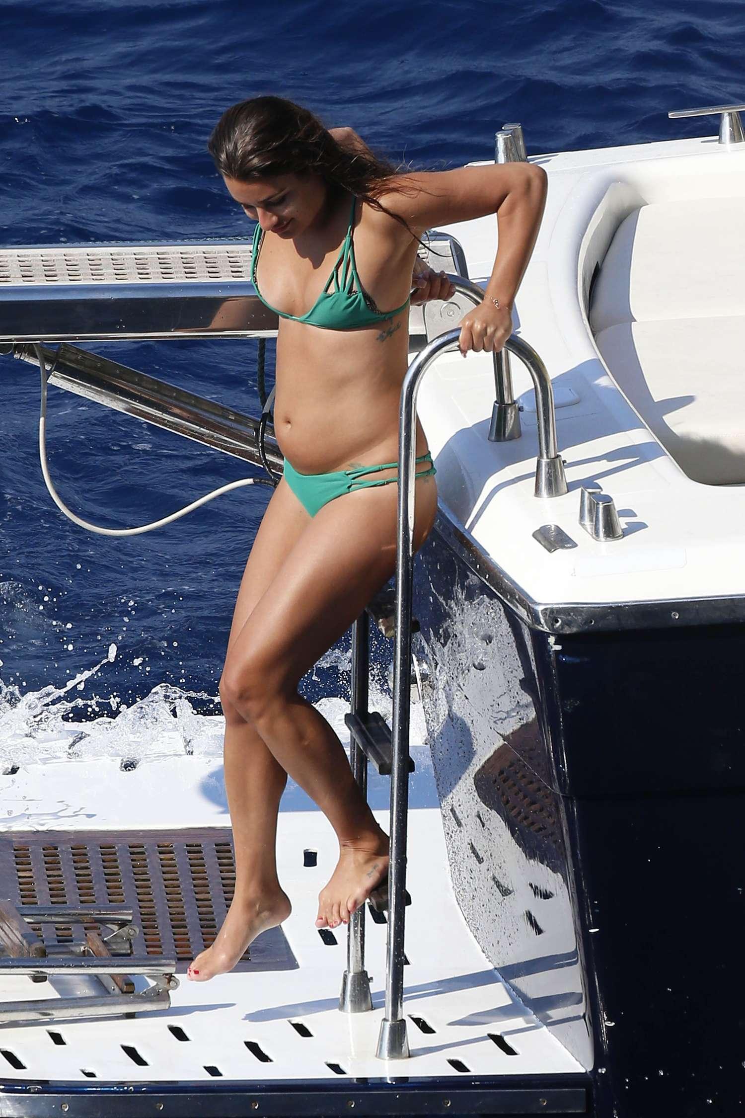 Lea Michele 2014 : Lea Michele Hot Bikini: Italy 2014 -17