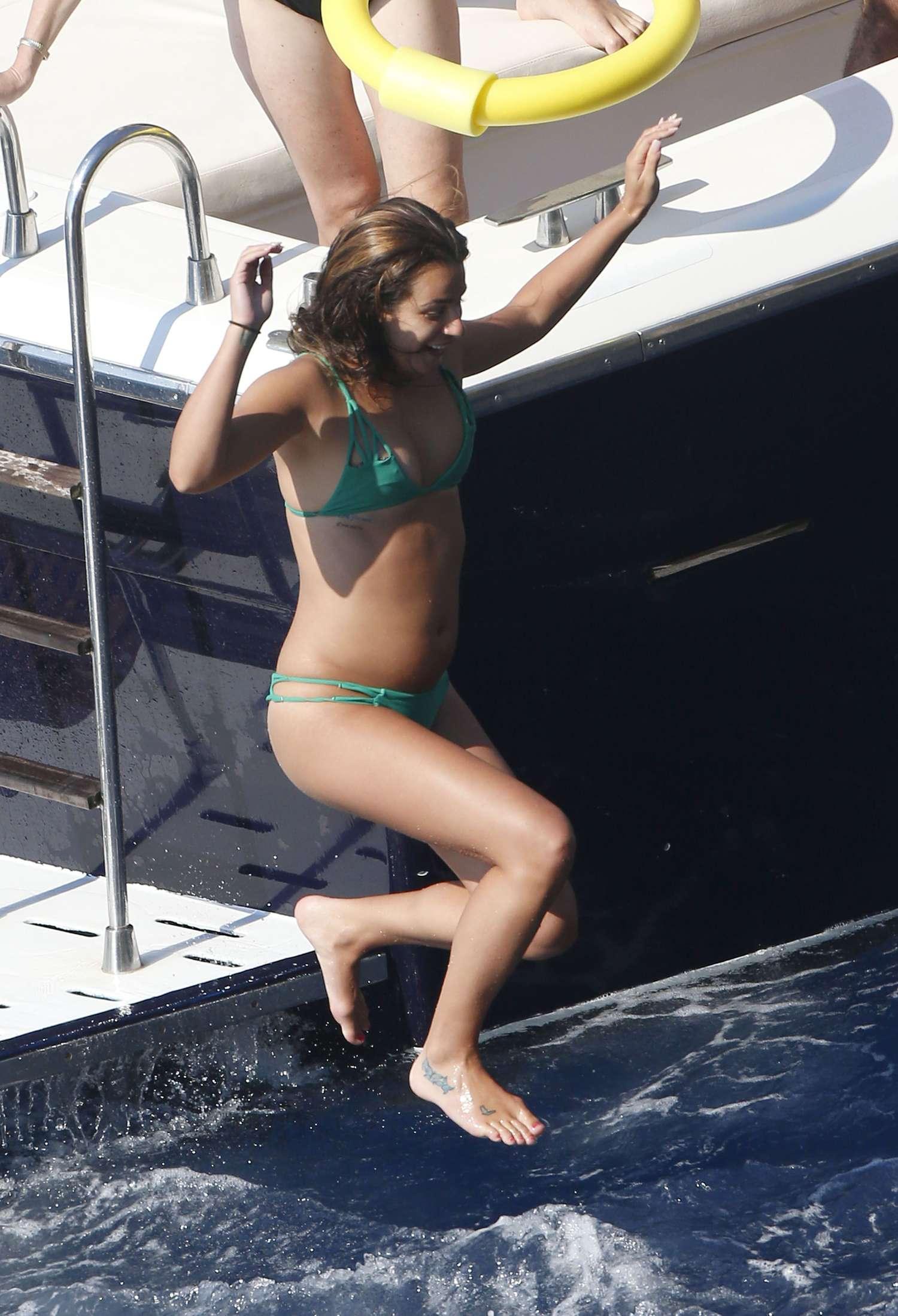 Lea Michele 2014 : Lea Michele Hot Bikini: Italy 2014 -23