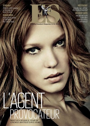 Lea Seydoux: ES Magazine -02