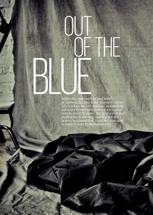 Lea Seydoux: ES Magazine -05