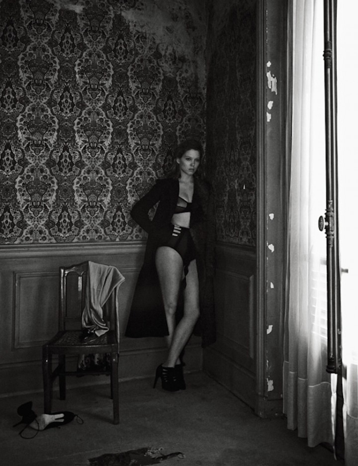 Lea Seydoux - Interview Magazine (September 2014 Issue)