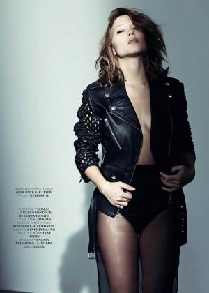 Lea Seydoux: Marie Claire Russia -04