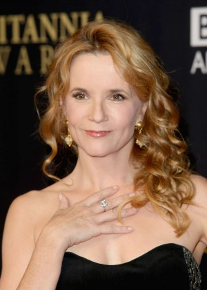 Lea Thompson -at 2014 BAFTA Los Angeles Jaguar Britannia Awards in Beverly Hills