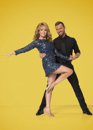 Lolo Jones - 2014 Dancing With the Stars Promos