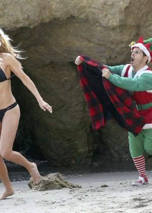 LeAnn Rimes Bikini Photoshoot in Malibu Beach -31