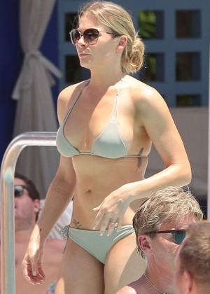 LeAnn Rimes bikini in Miami -02