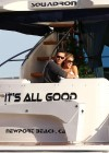LeAnn Rimes - wearing a bikini on a boat in Mexico-03