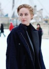 Leelee Sobieski at Paris Fashion Week - 2013 Dior Haute Couture show