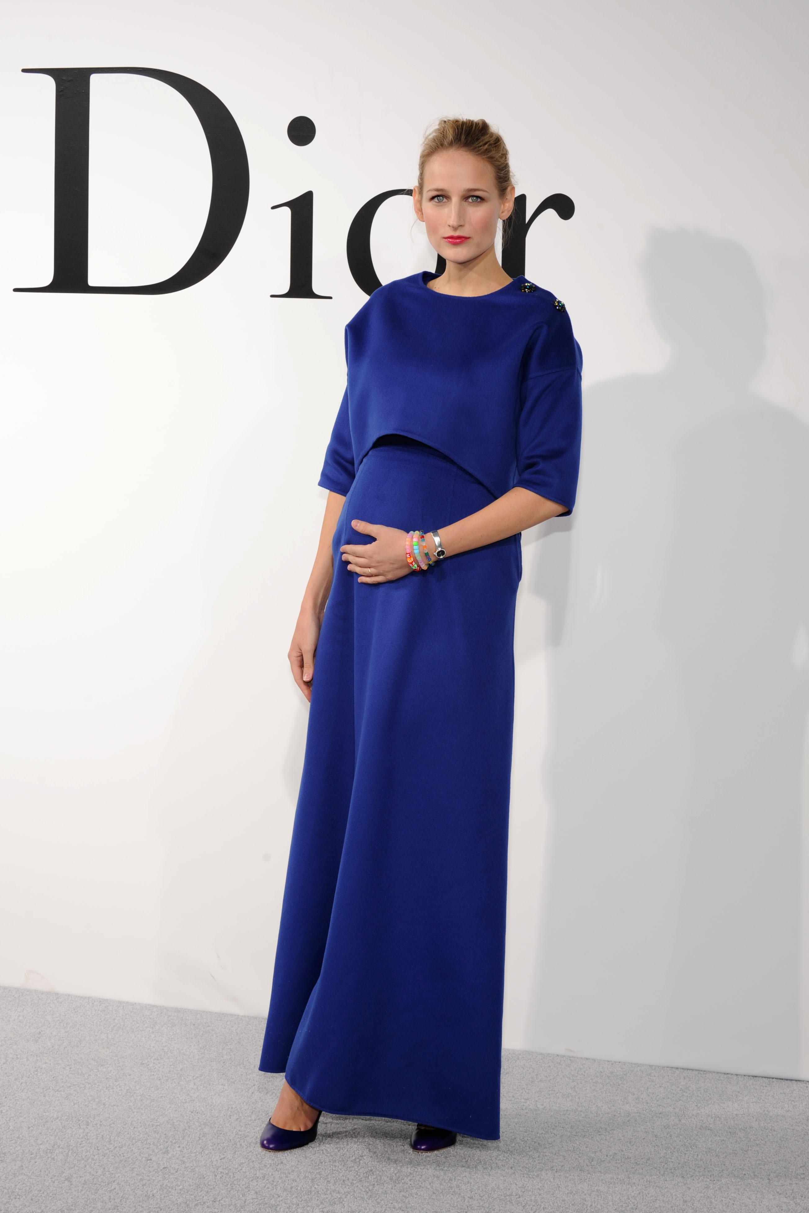 Leelee Sobieski Christian Dior Cruise 2015 Show In