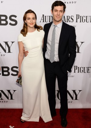 Leighton Meester - 68th Annual Tony Awards in NY -01