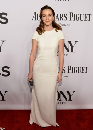 Leighton Meester - 68th Annual Tony Awards in NY -03