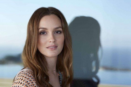 Leighton Meester – Biotherm 2013 Campaign -01