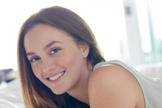 Leighton Meester – Biotherm 2013 Campaign -02