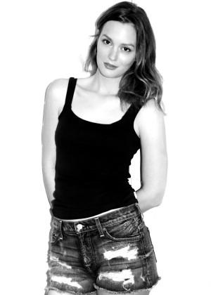Leighton Meester by Davida Williams Photoshoot 2014