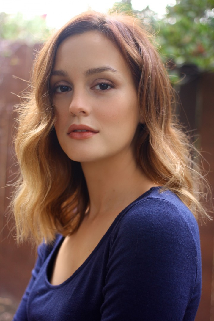 Leighton Meester Photos: Davida Williams Photoshoot 2014 -05 ...