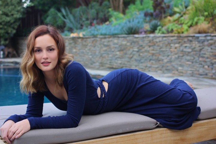 Leighton Meester Photos: Davida Williams Photoshoot 2014 -06