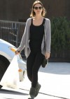 Leighton Meester - goes to Hugos Tacos