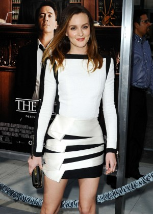 "Leighton Meester - ""The Judge"" Premiere in LA"