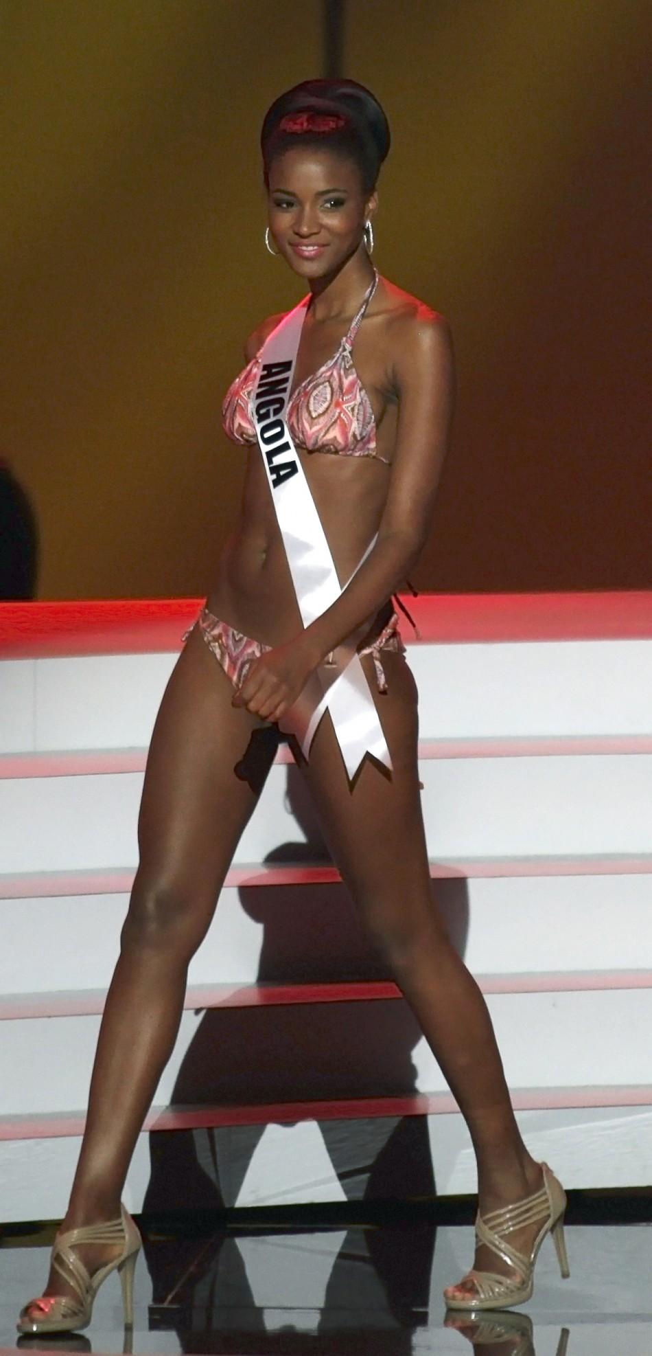 2008 miss america black bikini contest