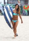 Leilani Dowding In Bikini -12