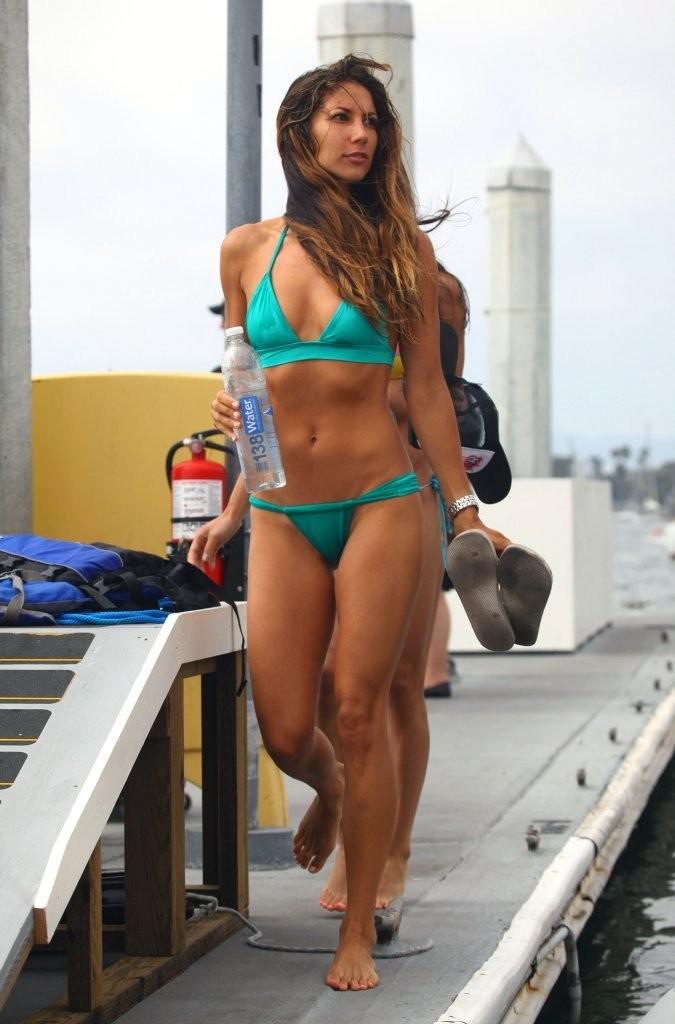 Leilani Dowding 2013 : Leilani Dowding Bikini in Marina Del Rey -02