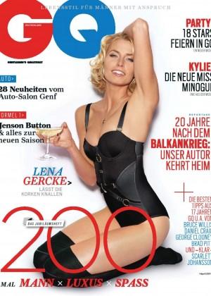 Lena Gercke: GQ Germany -04