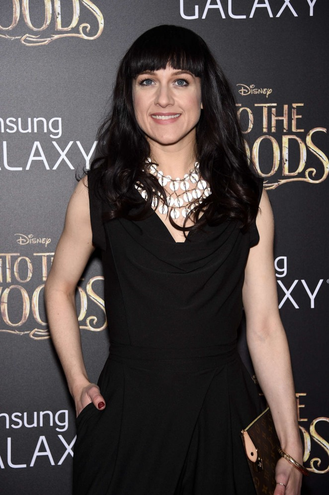 """Lena Hall - """"Into The Woods"""" Premiere in NY"""