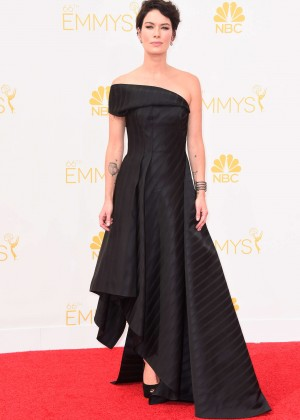 Lena Headey - 66th annual Primetime Emmy Awards in LA