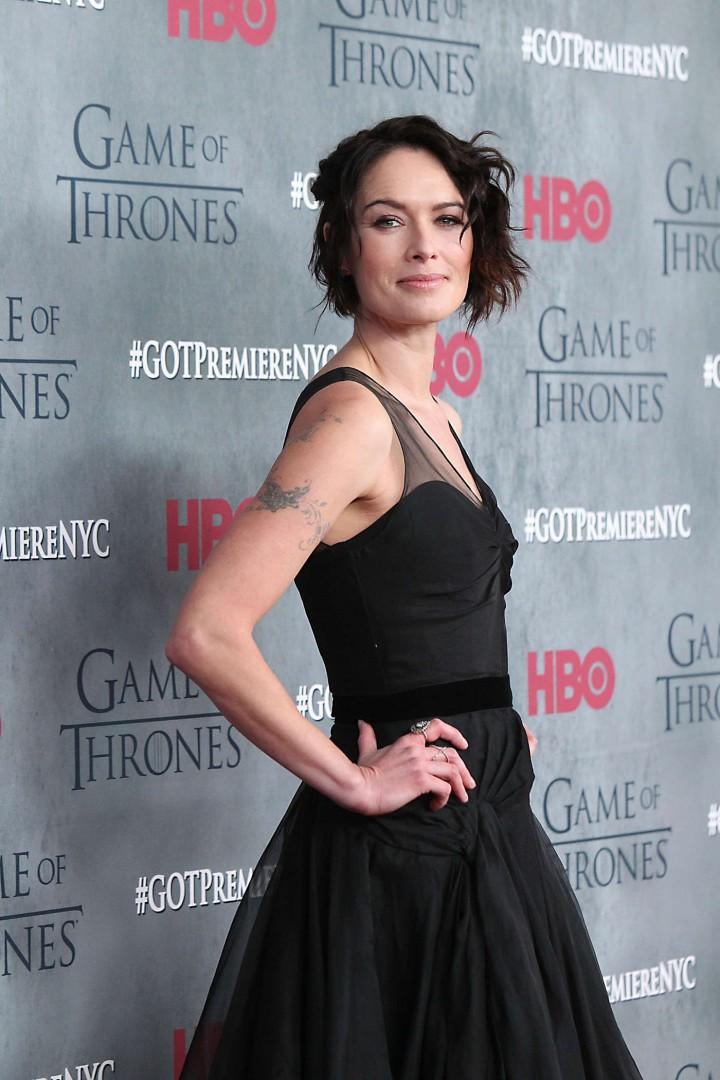 Lena Headey: Game of Thrones NY Premiere -01